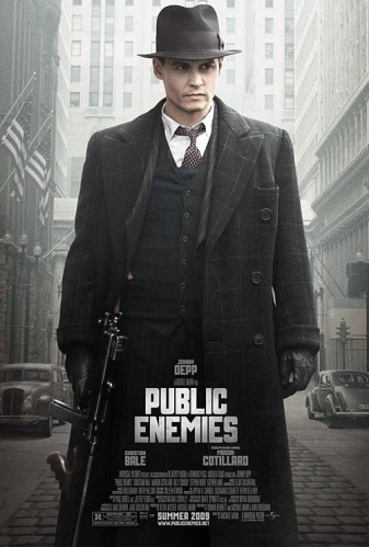 public enemies poster 337x499 The Proposal Movie Screening + Samanthacjes Public Enemies Lunch